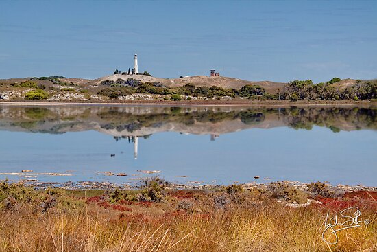 Rottnest Island Lighthouse by Lynden