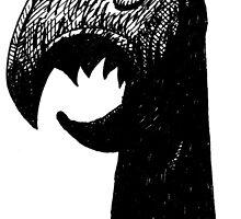 Viking Figure Head by Paul Sorensen