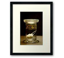 Regeneration / Bio4 Framed Print