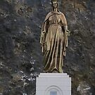 Mary statue by machka