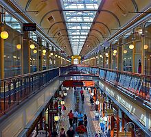Adelaide Arcade by Ali Brown