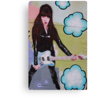Rock Chick Canvas Print