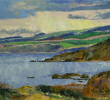 Firth of Clyde by Michael Creese