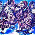 Alice meets Dodo bird by HannahVarela