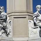 Soldier's Monument detail by ©  Paul W. Faust