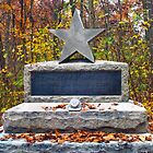28th Pennsylvania Infantry Monument by ©  Paul W. Faust