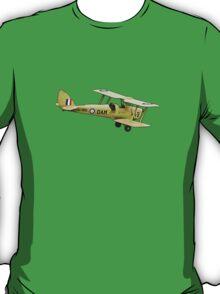De Havilland Tiger Moth ZK-DAM T-Shirt