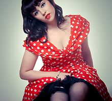 Classic Beauty - Vintage PinUp Inspired by leposava