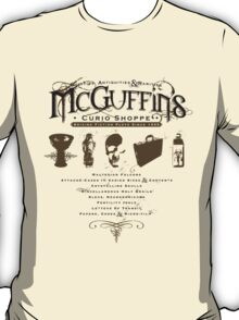 McGuffin's Curio Shoppe T-Shirt