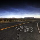 Route 66 by Ben Pacificar