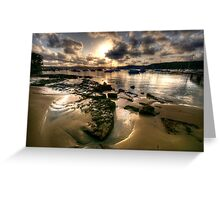 The Shallows - Paradise Beach, Sydney - The HDR Experience Greeting Card