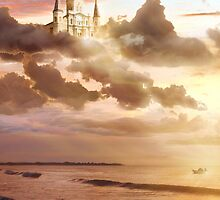 Castles in the Sky by Gloria Gonzalez