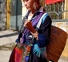 Sapa Markets by Loachlover