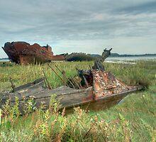 Abandoned by John Hare