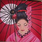 Geisha girl by sueangel