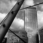 Canary Wharf London by daverives