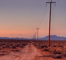 The Middle of Nowhere by James Hoffman