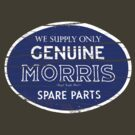 Morris Parts by Robin Brown