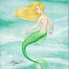 Mermaid by Krystal Frazee