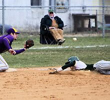 Curtis Buckland applies the tag, Part II by Gregg Tulowitzky