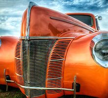 Orange by Brian Winshell