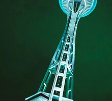 Green Needle by Danielle Cardenas