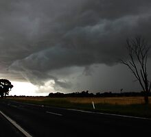 Severe Thunderstorm by Greg Thomas