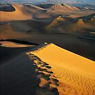 Everlasting Dune, Peru by Clint Burkinshaw