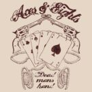 aces & eights by Purplecactus