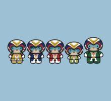 Chibi-Fi Voltes Team Kids Clothes