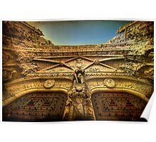 Jerónimos portal Poster