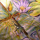 """REFLECTIONS """"DOWN UNDER""""  by Lynda Earley"""