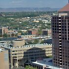 Downtown Albuquerque by LindaJasmin