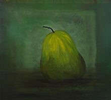 My delicious pear... by bkm11
