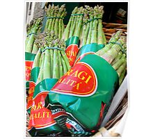 Asparagus (Florence, Italy) Poster