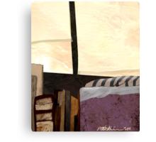 """Waiting"" Canvas Print"