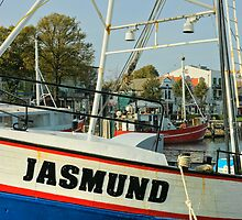 "MVP26 ""Jasmund"", Warnemünde, Germany. by David A. L. Davies"