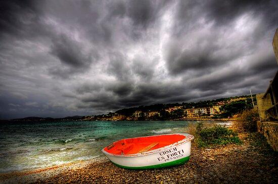 Little Row Boat by Luke Griffin