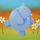 Dancing Hippo! by Koekelijn