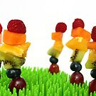 Fruity rainbow garden by Ghelly
