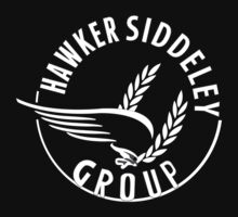 Hawker Siddeley Logo by warbirdwear