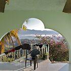 Verandah - Seaford Town, Jamaica by Allie Ludvigson