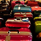 Suitcases by Mari  Wirta