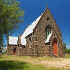 Presbyterian Church - Redesdale, Victoria by Dave Callaway
