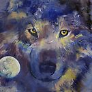 Wolf by Michael Creese