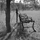 classic old chair  by KRALT
