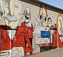 Laughing Wall by Helen Vercoe