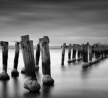 Old Structure - Clifton Springs by Hans Kawitzki