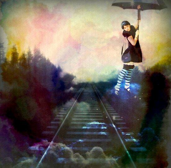 Surreal Dreams (& Nightmares) by Vanessa Barklay