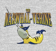 The Narwhal-verine! Kids Clothes